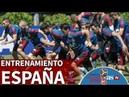Mundial 2018 I Entrenamiento de la Selección desde Krasnodar I Diario AS