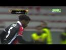 418 EL-2017/2018 OGC Nice - Lokomotiv Moskva 2:3 (15.02.2018) 2H