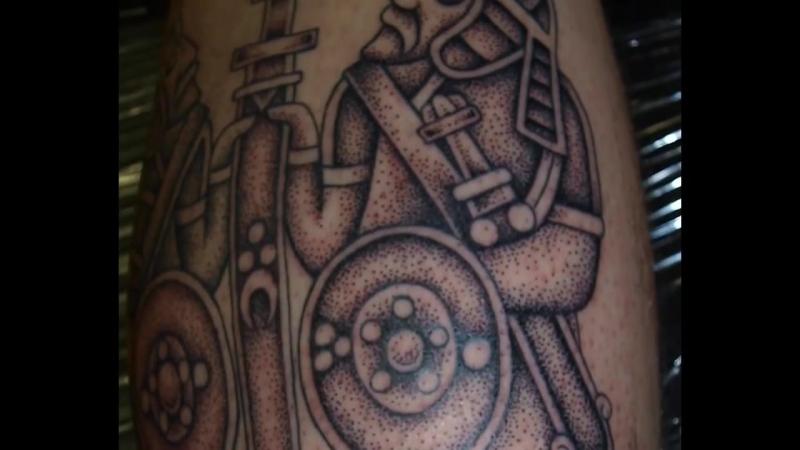 Первая татуировка. Что нужно знать о тату.