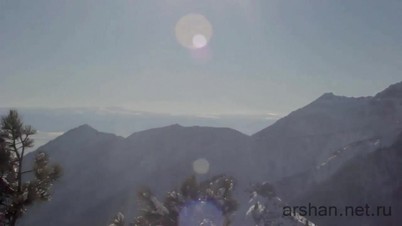Отдых на Аршане дикарями в палатке arshan.net.ru