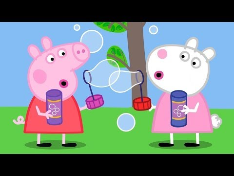 Peppa Pig English Episodes The Race to Peppa's House PeppaPig