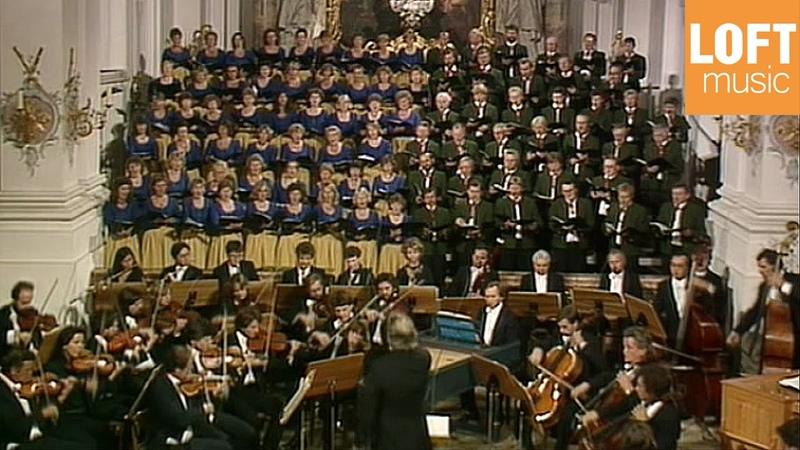 J.S. Bach - Christmas Oratorio: Cantata No. 2, Choral No. 21 Ehre sei Gott (Glory Be to God)
