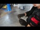 Тормозной путь меньше на 4 метра! Замена и тест тормозных дисков Rotinger.