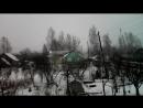 Уже 20 марта а зимушка не торопится уходить А снег идёт а снег идёт И все кругом белым бело