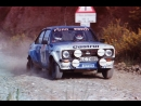 Tulpen Rally 1983 Escort MK2 RS1800 BDA