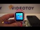 Smart Baby Watch GPS Q60s детские часы с GPS на приложении SeTracker