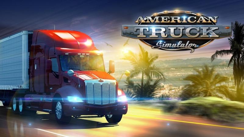 Стрим 45 по American Truck Simulator Multiplayer