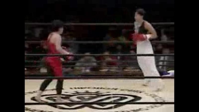 8. Kumiko Maekawa vs. Fumiko Ishimoto (3.21.1995)