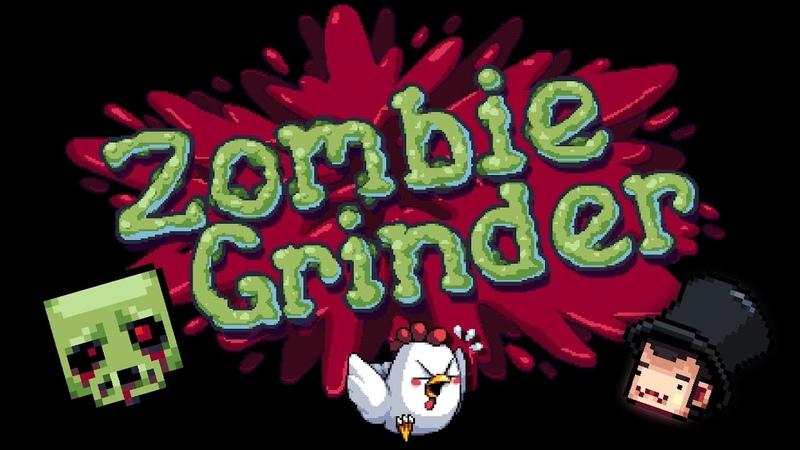 ЗОМБИ-ДРОБИЛКА - Zombie Grinder