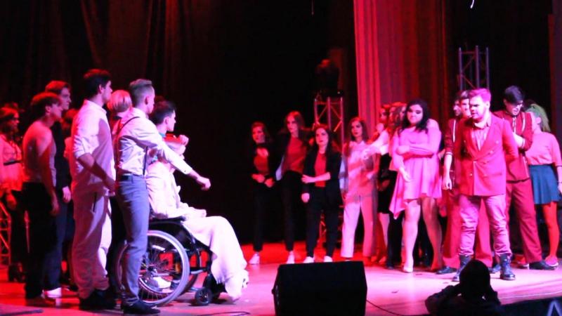 Гала-концерт социально-гуманитарного института