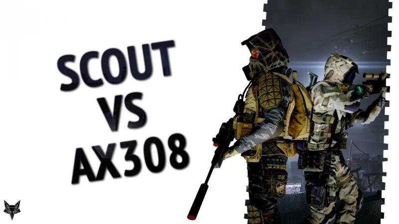 [RazorTV] Лучшее оружие снайпера warface?AX308 vs Steyr Scout!Что выбивать из коробок удачи?Сравним топ пушки!