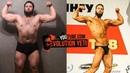 Трансформация тела YETI (До и после, Позирование, Бодибилдинг)