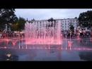 Калининград, сквер биржевой, фонтан