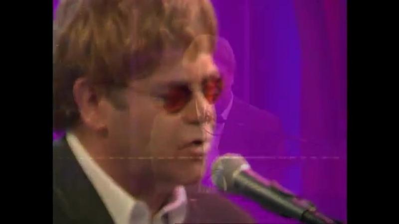 Elton John - Original Sin - BingoLotto 6 10 2001 (Ты -мой первородный грех)