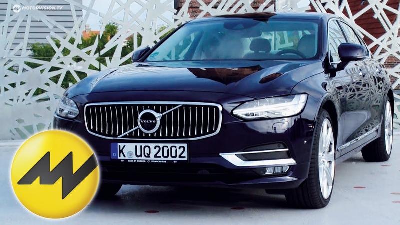 Volvo S90 | Motorvision
