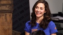 Emmy Rossum and Pepper Interview @hollywood