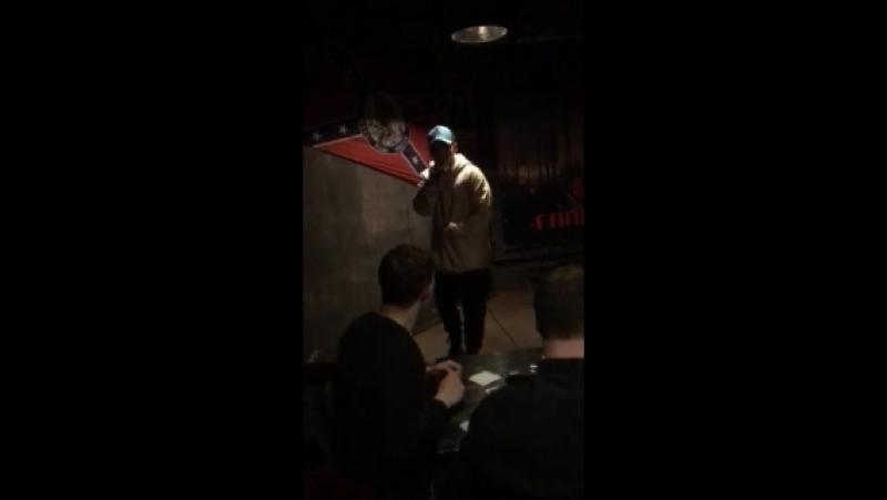 Bizon Premier - Сакура. Выступление на Поэт-Батл 24.02.2018