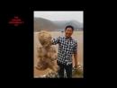 Человекообразное существо выбросило на берег Китая