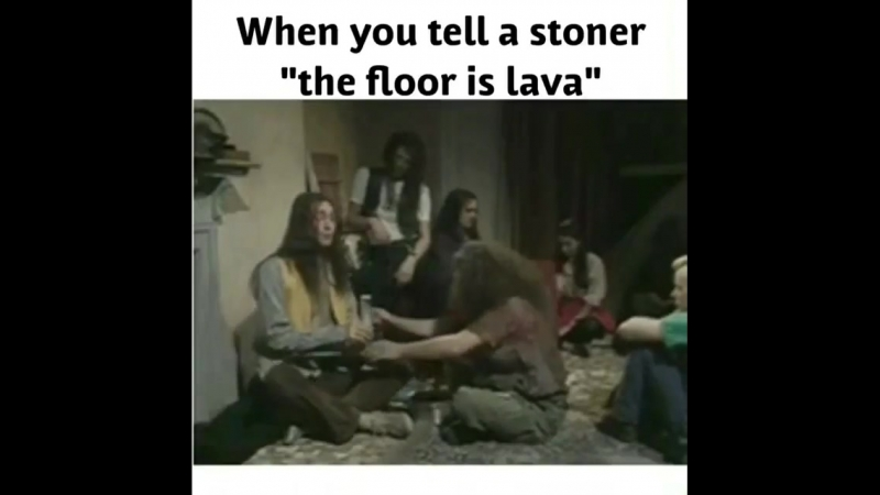 The Floor Is Lava highway420