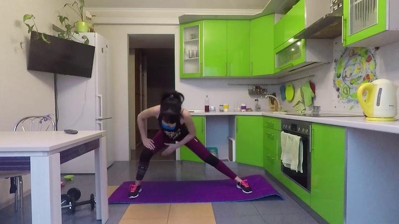 Тренировка силовая кардио 2 (Workout)
