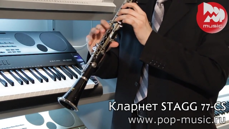 Саксофоны и кларнеты stagg («New Life Brass»)