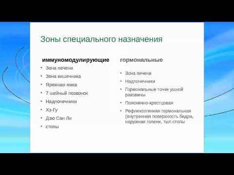 ДЭНС терапия в лечении эндокринных заболеваний Запись вебинара от 04 04 2013