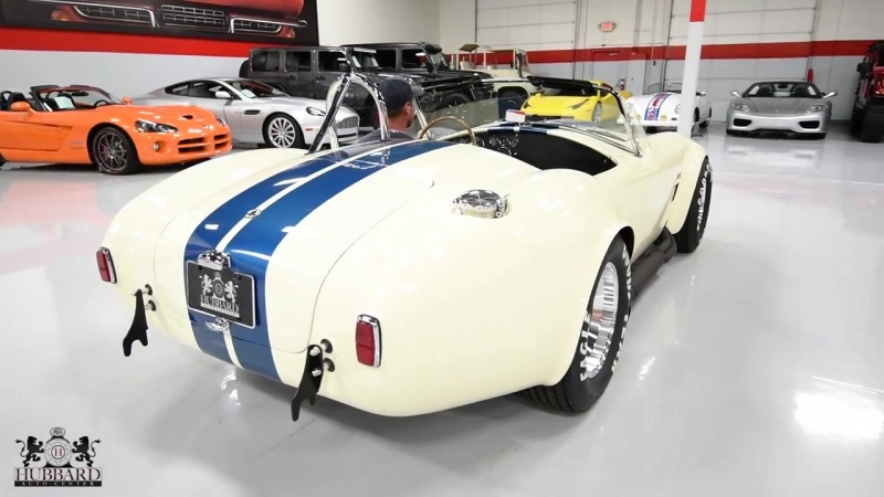 1967 Shelby Cobra Recreation