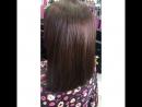 Окрашивание волос и стрижка