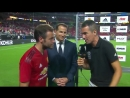 Man of the Match gives MUTV his verdict on todays result, as well as his though