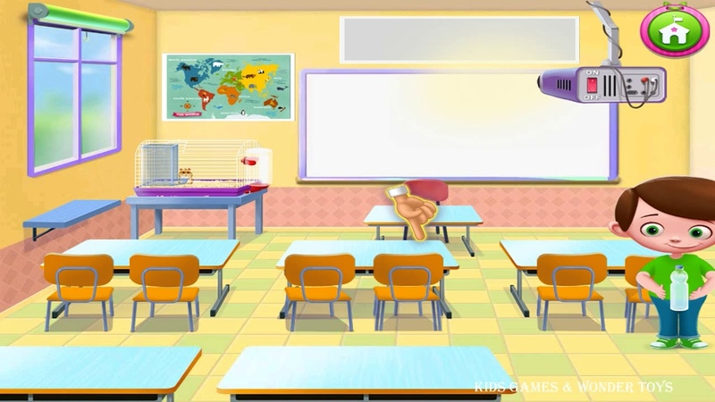Rock the School-Cool Creative Activities Game | super cool school rooms | real-life nurse tools 5
