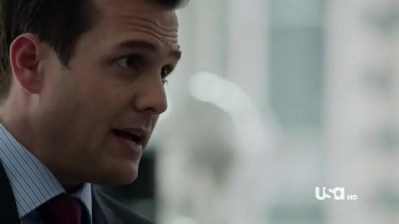 Suits 01x09 - They beat Travis
