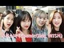 [NEWS] 180817 WJSN on the way to K-WAVE MUSIC FESTIVAL (Incheon International Airport) @ Cosmic Girls