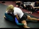 Girls Grappling No-Gi Tournament Match • Women Wrestling BJJ MMA Female Bout