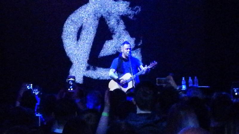 Adam Gontier - Gone forever / Breakin` the habbit (Linkin Park acoustic cover, Live in Ekaterinburg)
