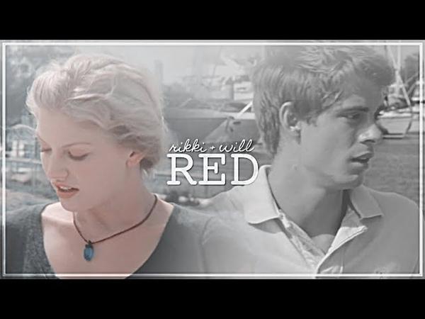 Rikki will (zane)   red