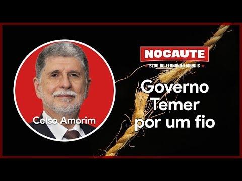 SE HOUVER UMA NOVA GREVE DE CAMINHONEIROS, O GOVERNO TEMER NÃO SOBREVIVERÁ
