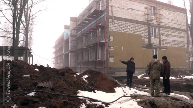 На Одещині триває розбудова військового містечка для підрозділів командування морської піхоти ВМС ЗС України.