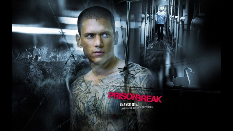 Побег из тюрьмы 1 сезон 11-16 серии (2005)