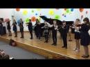 Отчётный концерт струнного отделения