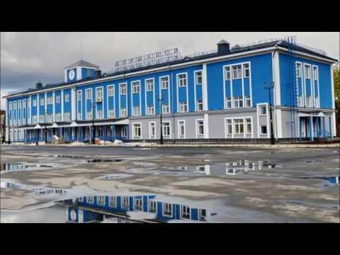 Обновление морвокзала г. Мурманск!