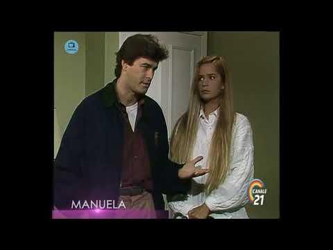 🎭 Сериал Мануэла 201 серия, 1991 год, Гресия Кольминарес, Хорхе Мартинес.