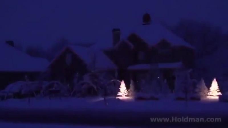 Завораживает_)) Вот Это настоящая новогодняя сказка