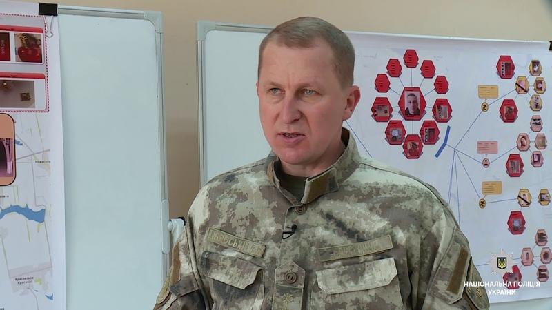 На Дніпропетровщині затримано підозрюваного у серійних вбивствах і зґвалтуваннях В Аброськін