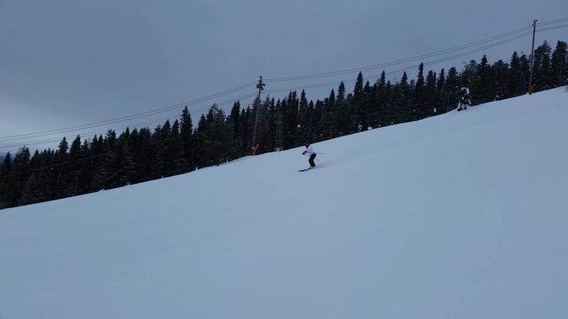 Tahko slalom slope