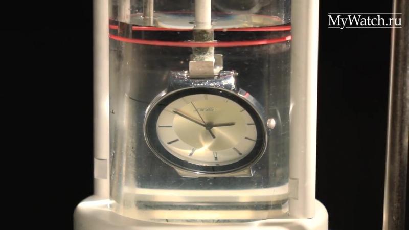 Водонепроницаемые часы.Мифы и факты
