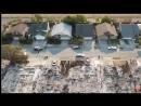Лесные пожары в Калифорнии в 2017 г. Направленное энергетическое оружие