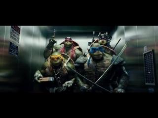 [v-s.mobi]Черепашки ниндзя (эпизод в лифте).mp4