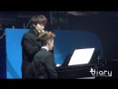 130119 SJM FanMeeting in Nanjing - Those years Kyuhyun solo ft. Henry