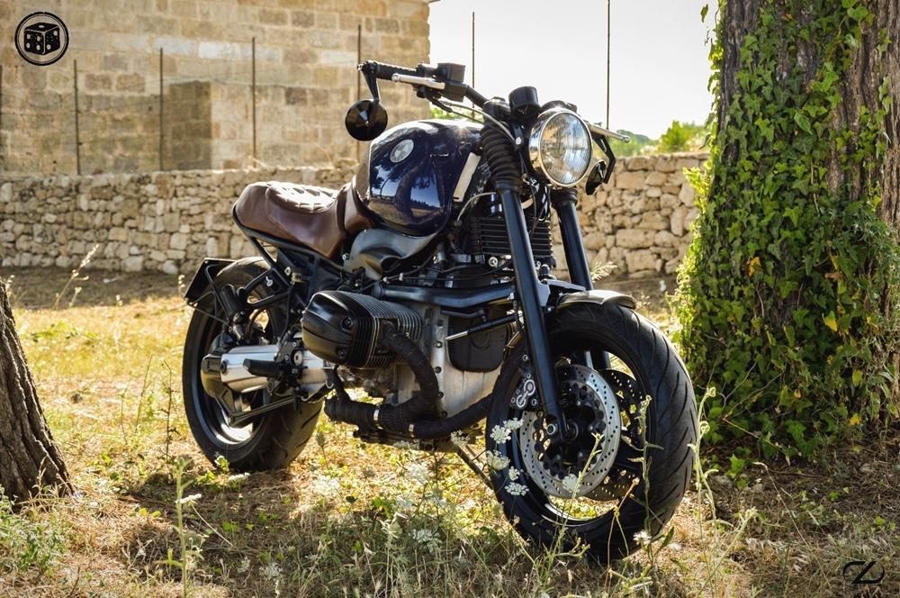 Alea Motorcycles: роадстер BMW R1100R