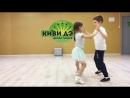 Спортивные бальные танцы (дети)